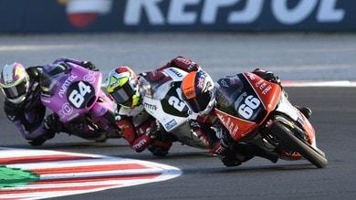 CEV Moto3, Misano: vittoria per Joel Kelso, festa rimandata per Holgado