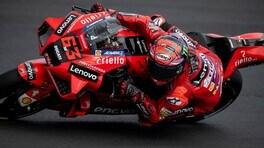 MotoGP: Bagnaia mette in riga Quartararo a Misano, Bastianini sul podio