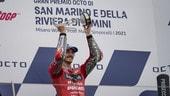 Classifica Piloti MotoGP, Misano: Bagnaia riduce ancora da Quartararo