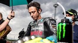 """MotoGP San Marino, Rossi: """"Partendo più avanti avrei potuto fare meglio"""""""