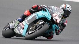 """MotoGP San Marino, Dovizioso: """"La Yamaha è una moto particolare"""""""
