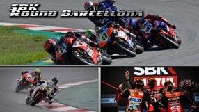 SBK: Ducati alla riscossa a Barcellona, Rea in affanno