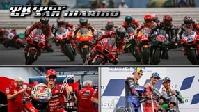 MotoGP San Marino: Bagnaia e Bastianini incantano Misano