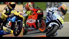 MotoGP: le 5 moto più belle della carriera di Valentino Rossi