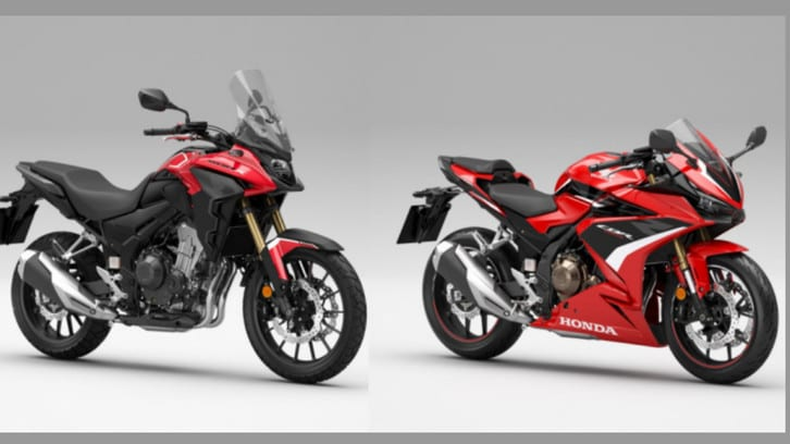 Cose di Case: Honda CB500X e CBR500R, quale scegliere?