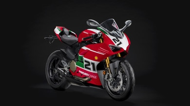 Cose di Case: la Ducati Panigale V2 di Troy Bayliss
