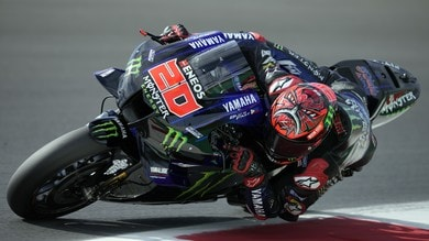 """MotoGP, Quartararo: """"Il nuovo motore? Mi aspettavo più potenza"""""""