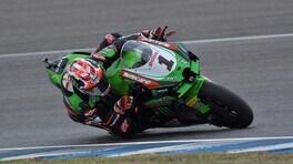 SBK, Jerez: Rea imprendibile nelle FP2, con Rinaldi secondo