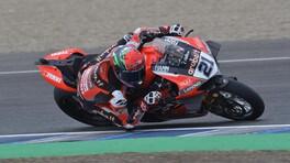 """SBK Jerez, Rinaldi: """"Sul passo sono veloce quanto Rea, se non di più"""""""