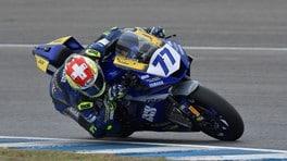 SSP600, Jerez: dominio assoluto di Aegerter, Tuuli e la MV a podio