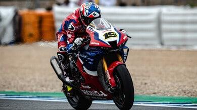 """SBK Jerez, Bautista: """"Difficile concentrarsi oggi, ma siamo professionisti"""""""