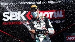 """SBK Portimao, Baz: """"Mi dispiace dover restituire la Ducati a Davies"""""""