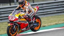 MotoGP Americhe: Marc Marquez è il favorito per la vittoria