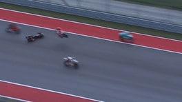 GP Americhe Moto3: Guevara vince una gara drammatica