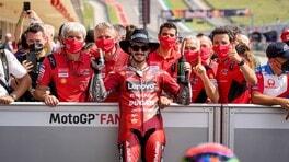 """MotoGP Americhe, Bagnaia: """"Il terzo posto era il miglior risultato possibile"""""""