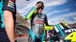 """MotoGP Americhe, Rossi: """"In Moto3 sono dei matti, situazione fuori controllo"""""""