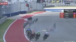 """GP Americhe Moto3, la paura di Alcoba: """"Me la sono fatta sotto"""""""