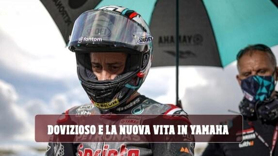 """MotoGP, Dovizioso: """"Dalla Ducati alla Yamaha M1? Un salto enorme"""""""