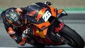 MotoGP: test privati a Jerez per Yamaha, KTM e Honda