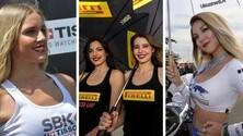 SBK, le curve più belle dell'Argentina: le ombrelline di San Juan Villicum
