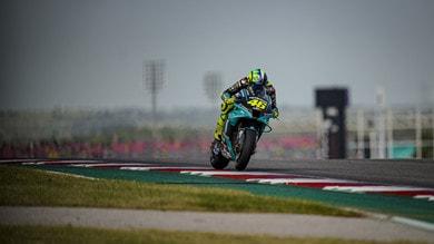 """MotoGP, Rossi: """"Sono entrato in paranoia pensando al mio ritiro a Valencia"""""""