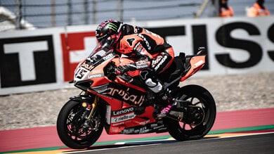 """SBK Argentina, Redding: """"Buon venerdì, le Ducati sono veloci qui"""""""