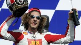 MotoGP, Phillip Island 2011: l'ultimo podio di Marco Simoncelli