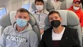 SBK Argentina: Rea e Razgatlioglu gomito a gomito anche in aereo