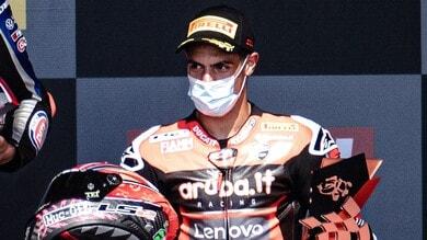 """SBK, Rinaldi torna sul podio in Argentina: """"Felice per la gara, meno per la giornata"""""""