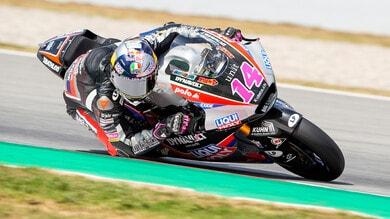 """Moto2, la fiducia di Tony Arbolino: """"I risultati arriveranno"""""""
