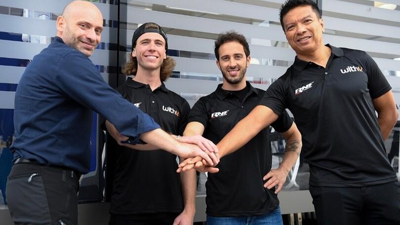 MotoGP: Andrea Dovizioso e Darryn Bidner nel team Yamaha RNF MotoGP team
