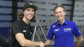 MotoGP, Darryn Binder and Yamaha, together for (at least) a year