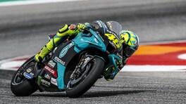 """MotoGP, Rossi: """"Vorrei che la gente mi ricordasse come un bravo pilota"""""""