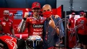 """Domenicali: """"We're not ready for an electric MotoGP yet, but we'll get there"""""""