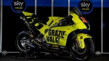 MotoGP, un omaggio a Valentino Rossi per l'ultimo GP in Italia