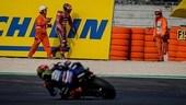Dalla caduta di Bagnaia al successo di Marquez: le foto del GP Emilia Romagna