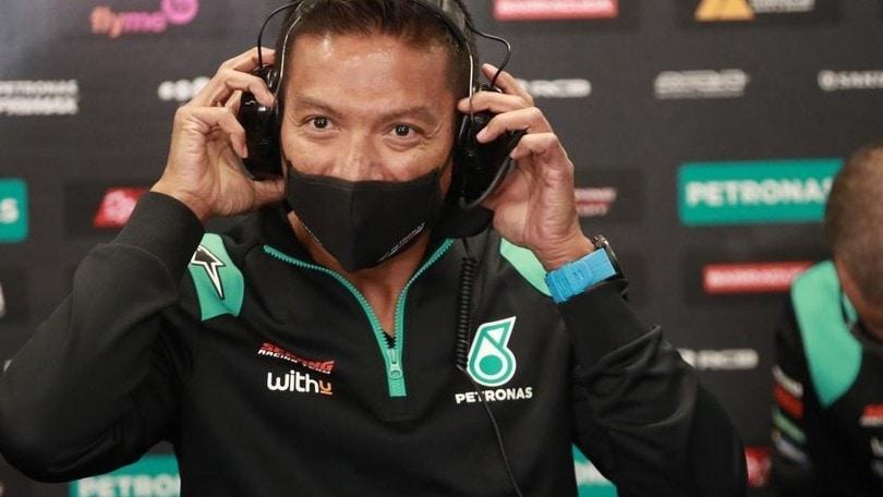 MotoGP: una donna dietro alla rottura tra Petronas e Razlan Razali?