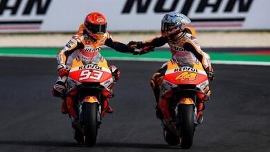 "MotoGP, Puig: ""Nessuno in Honda si è mai arreso"""