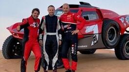 Dakar 2022, ci sarà anche Carlos Checa